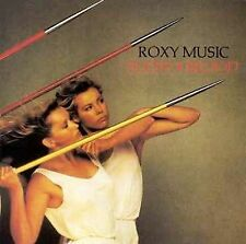 Flesh AND Blood by Roxy Music (CD, Oct-1989, Reprise)