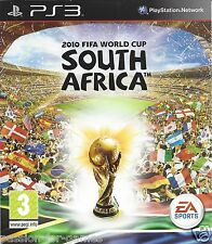 2010 FIFA WORLD CUP SOUTH AFRICA voor Playstation 3 PS3