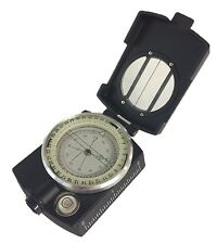 Lalizas Non-Magnetic Alloy Hand Bearing Compass
