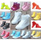XYW Women High fashion Candy color cute sweet Hip-hop sport shoes boots Sneakers