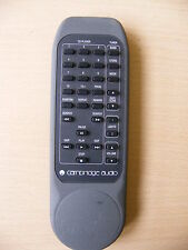Genuine Cambridge Audio Compact Disc CD Remote Control SRC-01 SAME DAY DESPATCH