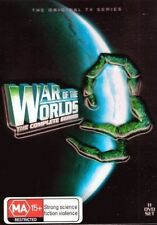 WAR OF THE WORLDS The Complete Series (DVD, 2011, 11-Disc Set) NEW