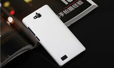 High Quality Frosted Hard PC Case Phone Back Matte Cover For Huawei Honor 3C