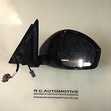 RANGE ROVER EVOQUE OFFSIDE WING MIRROR WITH PUDDLE LAMP, CAMERA AND SENSOR