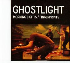 (DZ243) Ghostlight, Morning Lights / Fingerprints - 2010 DJ CD