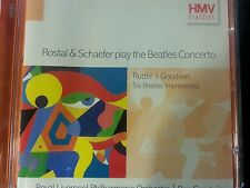 cd the Beatles songs played by rostal schaefer 9 beatles tracks Liverpool phil.o