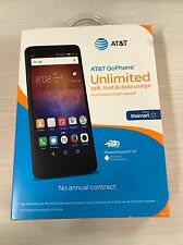 NEW Huawei Ascend XT 6'' H1611 16G GSM UNLOCKED At&t Smartphone Black