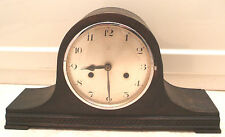 "Seth Thomas American Napoleon Hat Shape Oak Case Striking Mantle Clock GWO 10""H"