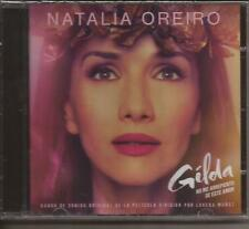 NATALIA OREIRO GILDA NO ME ARREPIENTO DE ESTE AMOR NEW CD 2016 SOUNDTRACK