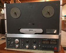 ReVox B77 MK II Stereo Reel-to-reel Tape Recorder w/cord Clean!