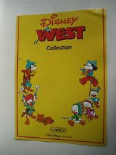 xx2/  Ginpel Katalog von ca1985 Walt Disney  Revolver Spielzeug Waffen  Italy