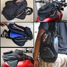Universal Magnetic Motorcycle Motorbike Oil Fuel Tank Waterproof Bag Travel