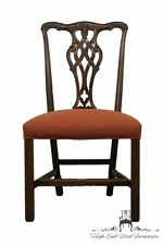 ETHAN ALLEN Georgian Court Chippendale Side Dining Chair 11-7400