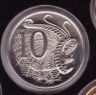 1990 Ten Cent Coin - Uncirculated - Taken from Mint Set