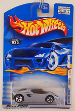HOT WHEELS LOT 2001 FIRST EDITIONS LOTUS M250 13/36 SILVER