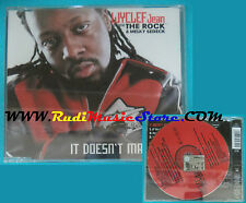 CD Singolo Wyclef Jean Ft The Rock & Melky Sedeck It Doesn't Matter SIGILL(S24)