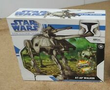 STAR WARS CLONE WARS AT-AP WALKER VEHICLE NIB