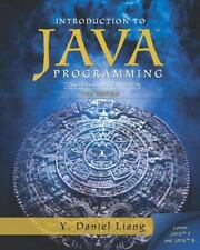 9780133813463 Java Programming 10th edition WITH Access code Y. Daniel Liang