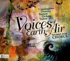 Vox Futura, Lyricora, 2005-2006 , Voices of Earth & Air: Works for Chorus, Excel