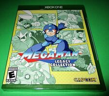 Mega Man Legacy Collection Microsoft Xbox One *Factory Sealed! *Free Shipping!