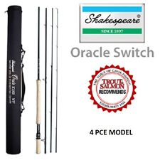 Shakespeare Oracle Switch 11' #7/8 4 PCE Fly Rod * 2017 MODEL * 1366099
