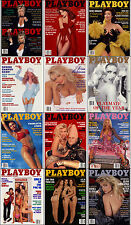 PLAYBOY MAGAZINE USA 1993 FULL YEAR COLLECTION HQ PDF E-BOOK FREE SHIPPING
