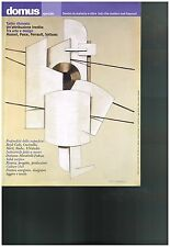Domus Magazine Special - April 2007 Italian Architecture and Design