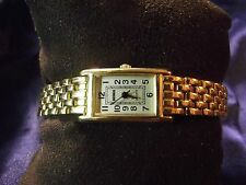 Woman's Benrus Watch with  Gold Tone Band GW-412