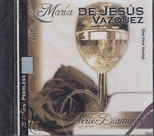 Maria de Jesus Vazquez Serie Diamante CD New Sealed