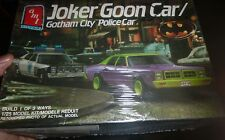 AMT Batman Joker Goon Car Gotham Police 1/25 Model Car Mountain KIT fs