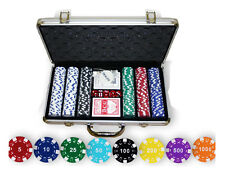 SET Professionale 300 Fiches / Chip PRO POKER 11,5 gr