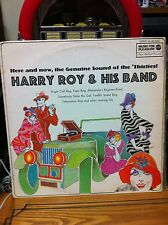 HARRY ROY & HIS BAND - HERE AND NOW - 12 INCH VINYL LP RECORD -