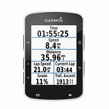 Garmin Edge 520 Live Tracking GPS Cycling Computer with Smart Notifications