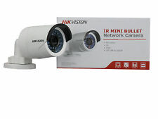 Hikvision DS-2CD2042WD-I 4MP HD Network IP Bullet Camera US English Version 4mm