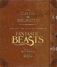 The Case of Beasts: Explore the Film Wizardry of Fantastic Beasts and-ExLibrary
