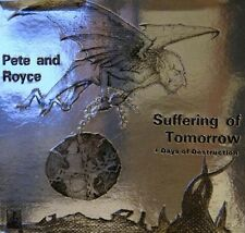 Pete and Royce-Suffering of Tomorrow Greek prog psych mini lp cd