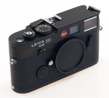 Brand New Unused Leica M6 TTL Rangefinder Film Camera Black 0.72 x