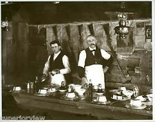 Logging Camp Mess Hall With Winchester Rifles Hanging On Wall Lumber Camp 1890