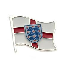 Official Licensed Football Product England FA Badge Flag Pin Crest Metal Fan New