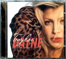 TAYLOR DAYNE - DANCE DIVA REMIXES & RARITIES - CD ALBUM REMIXES  [502]