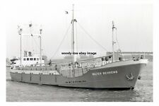 rp15969 - German Coaster - Walter Behrens , built 1963 - photo 6x4