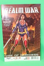 Grimm Fairy Tales GFT Realm War #12 Age of Darkness Cover C Comic Zenescope VF