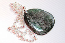 Women Fashion Jewelry Necklace Pendant,Clasp 925 Sterling Silver.(2)