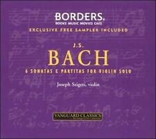 Bach: Violin Sonatas  Audio CD