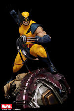 XM Studios WOLVERINE 1/4 Scale Statue Figure *SEALED with COIN!! $100 SHIPPING!!
