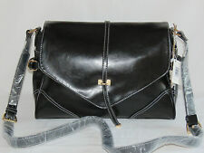 Change,Hand,Designer Baby Bag Yippydada Foxy Real Leather Black Code 18, £34.99