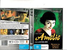 Amelie-2001-Audrey Tautou- France Movie-DVD