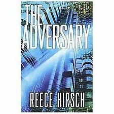 The Adversary 1 by Reece Hirsch (2013, Paperback) **SIGNED**