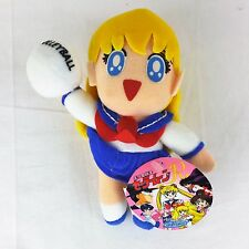 FU Banpresto Sailor Moon R Prize Minako Aino Plush Doll Japan anime