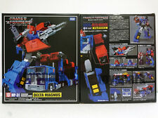 TAKARA TOMY Transformers Masterpiece MP-31 DELTA MAGNUS Diaclone action figure